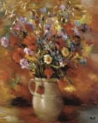 Ваза с цветами, 1935 - Диф, Марсель