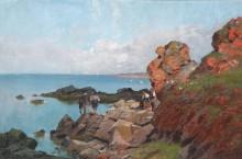 Рыбаки и их дети - Кауфман, Адольф