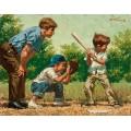 Бейсбольная площадка - Сарноф, Артур
