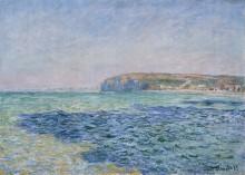 Тени на море в Пурвиле - Моне, Клод
