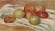 Яблоки и лимоны - Ренуар, Пьер Огюст