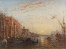Наводнение в Венеции -  Зим, Феликс