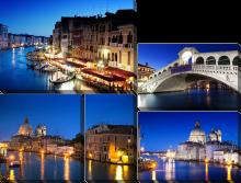 Ночная Италия