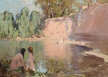 Купальщицы (The Bathers), 1916 - МакИннес, Уильям