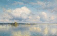 Озеро - Крыжицкий, Константин Яковлевич