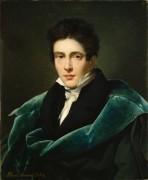 Портрет господина Гест - Драгоне, Александр-Жан Дюбуа