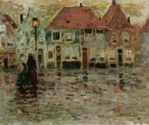 Площадь Эклю, Слуис, 1899 - Сиданэ, Анри Эжен Огюстен Ле