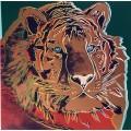 Сибирский тигр - Уорхол, Энди