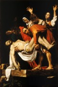 Погребение Христа - Караваджо, Микеланджело Меризи да