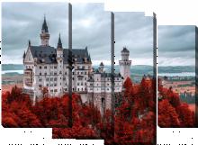 Замок в Боварии