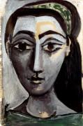 Жаклин, 1962 - Пикассо, Пабло