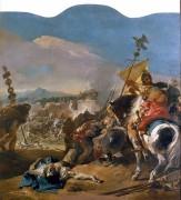 Взятие Карфагена - Тьеполо, Джованни Баттиста