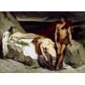 Смерть (Оплакивание) - Альма-Тадема, Лоуренс