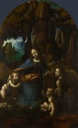 Мадонна в скалах - Винчи, Леонардо да