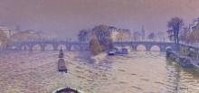 Новый мост, Париж - Кариот, Густав