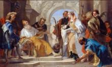 Святой из семейства Кротта - Тьеполо, Джованни Баттиста