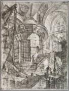 Круглая башня - Пиранези, Джованни Баттиста
