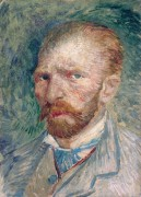 Автопортрет 10 (Self Portrait 10), 1887 - Гог, Винсент ван