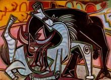 Коррида, 1934 - Пикассо, Пабло