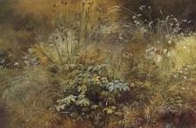 Травки, 1892 - Шишкин, Иван Иванович
