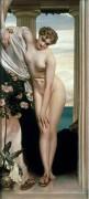 Раздевание Венеры перед купанием - Лейтон, Фредерик