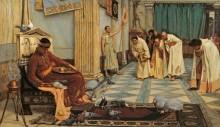 Любимцы императора Гонория - Уотерхаус, Джон Уильям