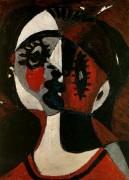 Портрет женщины, 1926 - Пикассо, Пабло