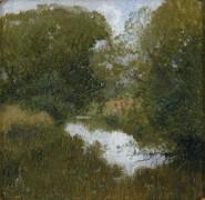 Уединенный пруд, 1917 - Грюнер, Элиот