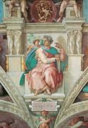 Исайя - Микеланджело Буонарроти