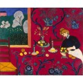 Красная комната - Матисс, Анри