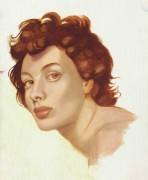 Голова женщины - Лемпицка, Тамара