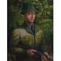 Доктор Отто Колер в образе охотника - Дикс, Отто