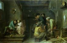 Сценка в таверне - Брауэр, Адриан