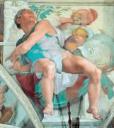 Иона - Микеланджело Буонарроти