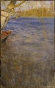 Летний день у моря - Лильефорс, Бруно