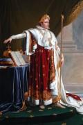 Наполеон I в коронационной одежде - Жироде-Триозон, Анн-Луи