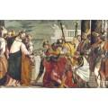 Иисус и центурионы, 1571 - Веронезе, Паоло (Калиари)
