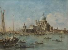 Венеция - Пунта делла Догане (1) - Гварди, Франческо