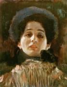 Портрет жещины - Климт, Густав