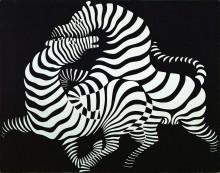 Зебры - Вазарели, Виктор