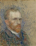 Автопортрет 9 (Self Portrait 9), 1887 - Гог, Винсент ван