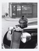 Греющийся кот, Айлингтон, Лондон, 1950 - Хопкинс, Годфри Терстон