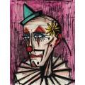 Клоун с ромашкой - Бюффе, Бернар