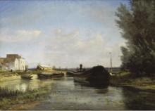 Лодки, 1869 - Лепин, Станислас
