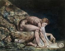 Исаак Ньютон - Блейк, Уильям