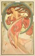 Четыре искусства - Танец - Муха, Альфонс