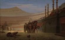 Слава Цезарю, идущие на смерть приветствуют тебя - Жером, Жан-Леон