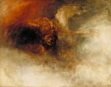 Смерть бледного коня - Тернер, Джозеф Мэллорд Уильям