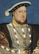 Генрих VIII, король Англии - Гольбейн, Ганс