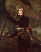 Наполеон Бонапарт на мосту Аркола - Гро, Антуан